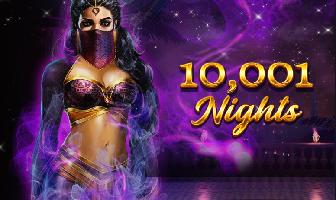 RedTiger - 10,001 Nights