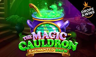 PragmaticPlay - The Magic Cauldron - Enchanted Brew