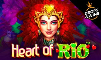 Pragmatic Play - Heart of Rio