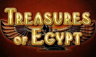Merkur - Treasures of Egypt