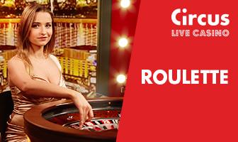 EVO - Circus Live - Roulette