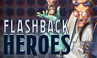 Arcadem - Flashback Heroes: 243 Ways