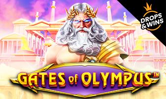 PragmaticPlay - Gates of Olympus