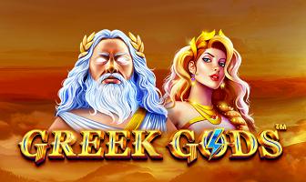PragmaticPlay - Greek Gods