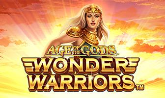 Playtech - Age of the Gods: Wonder Warriors