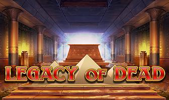 PlayNGo - Legacy of Dead