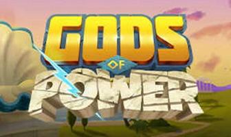 Golden Rock Studios - Gods of Power