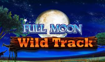 Playtech - Full Moon: Wild Track
