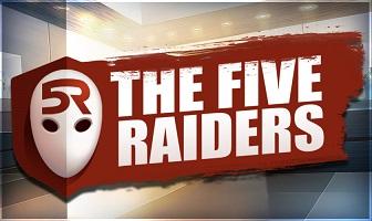 G1 - The Five Raiders