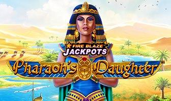 Playtech - Fire Blaze: Pharaoh's Daughter