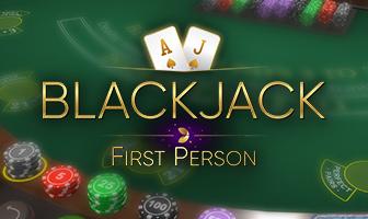 EVO - Blackjack First Person