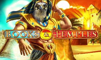 GAMOMAT - Books & Temples
