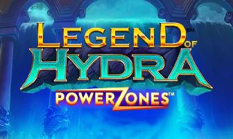Playtech - Power Zones: Legend of Hydra