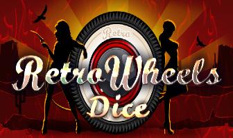 Kajot - Retro Wheels Dice