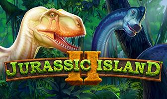Playtech - Jurassic Island 2