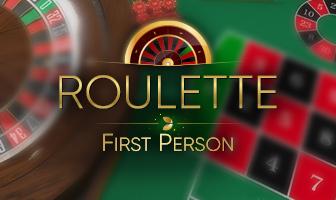 EVO - Roulette First Person