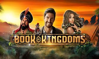 Pragmatic Play - Book of Kingdoms