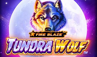 Playtech - Fire Blaze Golden: Tundra Wolf