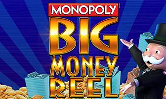 WMS - Monopoly big money reel