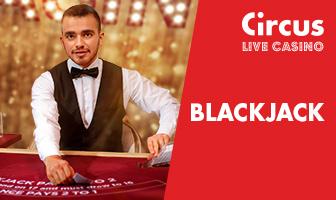 EVO - Circus Live - Blackjack