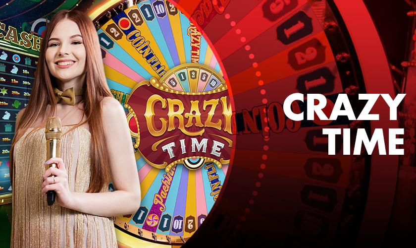 Evolution - Crazy Time