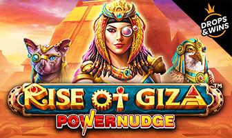 Pragmatic Play - Rise of Giza PowerNudge