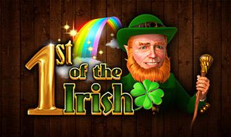 Red Rake - 1st of the Irish