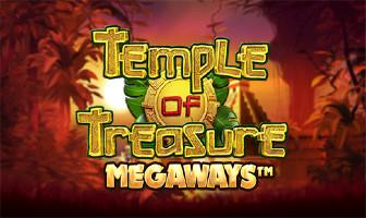 Blueprint - Temple of Treasure Megaways