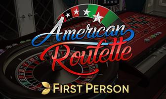 EVO - First Person American Roulette