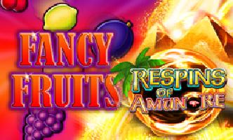 GAMOMAT - Fancy Fruits Respins of Amun Re