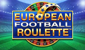 Playtech - European Football Roulette